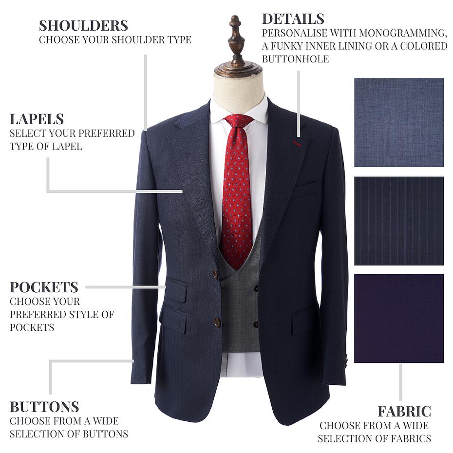 Three Piece Suits