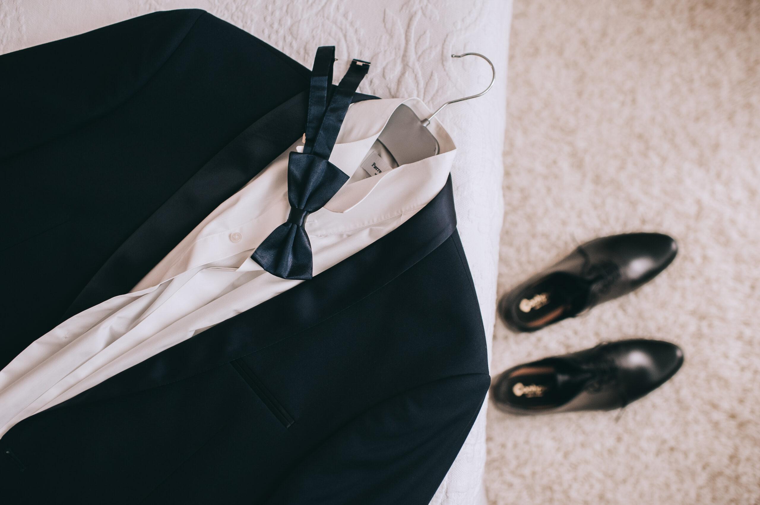 Black Tie Tuxedo Rental